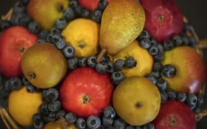 Calorie della frutta: quali sono i frutti più e meno calorici