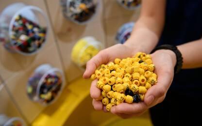 Scienziati ingoiano teste di Lego per rassicurare i genitori