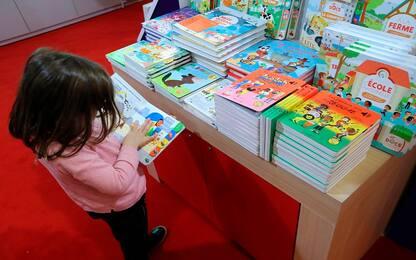 Bambini, competenze linguistiche migliori per chi legge con i genitori