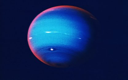 Urano e Nettuno, un nuovo metodo per studiare i giganti di ghiaccio