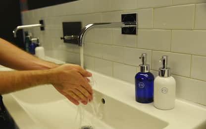 Coronavirus, lavaggio delle mani: i consigli della Protezione civile