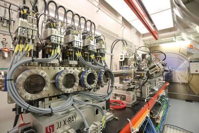 Pronta DSSC, la fotocamera a raggi X più veloce al mondo