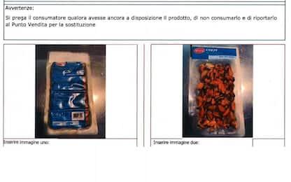 Richiamato dal mercato un lotto di cozze sgusciate: rischio salmonella