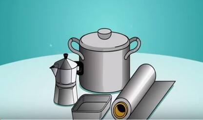 Alluminio in cucina, i consigli per evitare rischi di contaminazione