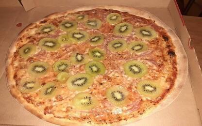 Svezia, la pizza con i kiwi: ironia e sdegno tra gli utenti del web