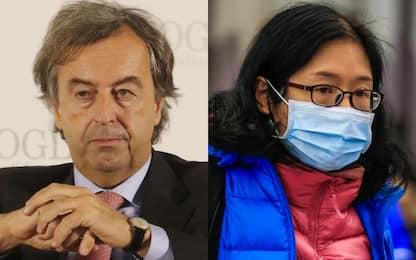 """Virus Cina, Burioni: """"Trasmissione possibile anche senza sintomi"""""""