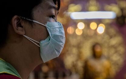 Coronavirus: modello matematico prevede dispersione gocce di saliva