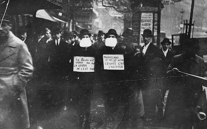 Dalla Spagnola all'Asiatica, le grandi pandemie influenzali
