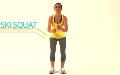 Gli esercizi total body da fare a casa per restare in forma. VIDEO