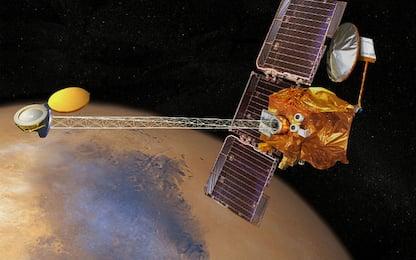 Marte, rinviato per maltempo il lancio della sonda Hope
