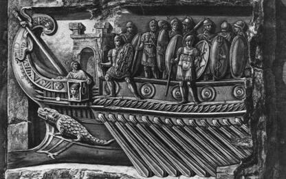 Baleari, scoperta nave romana naufragata 1800 anni fa