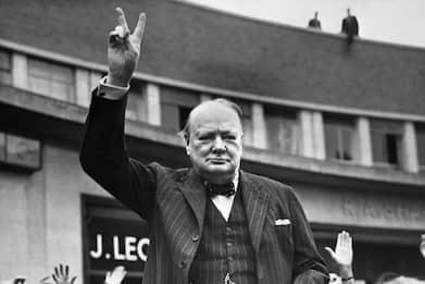 Winston Churchill credeva nella possibilità di una vita aliena