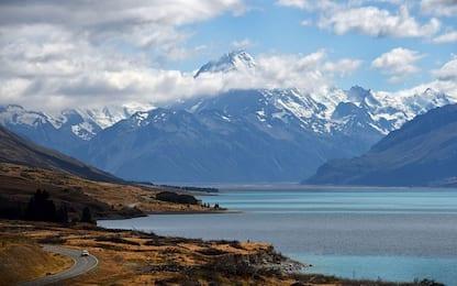 """Zealandia, il continente """"nascosto"""" della Terra"""
