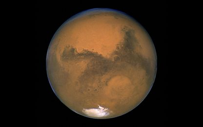 Marte sta per raggiungere la distanza minima dalla Terra