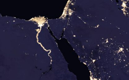 Il Nilo ha 30 milioni di anni: è più antico di quanto si credesse