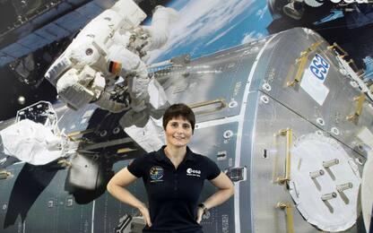 Samantha Cristoforetti torna nello spazio, l'annuncio di Esa