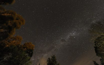 Una galassia vicina alla Via Lattea sta morendo lentamente