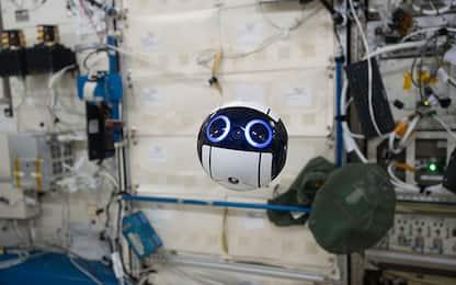 Stazione spaziale, il drone giapponese scatta le prime foto