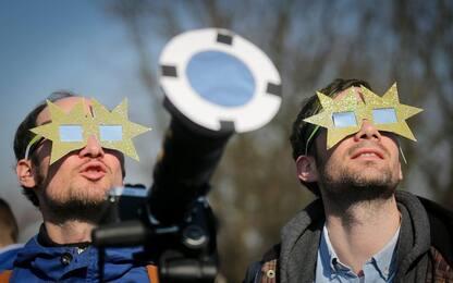 Stati Uniti, tutti pronti per l'eclissi solare totale