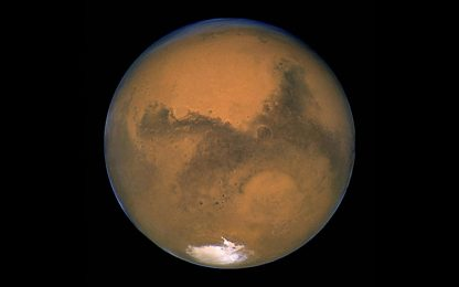 Marte, l'India approva il brevetto Dass per l'utilizzo delle risorse