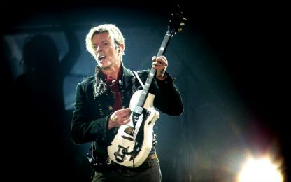 All'asta il nastro con il primo brano cantato da David Bowie