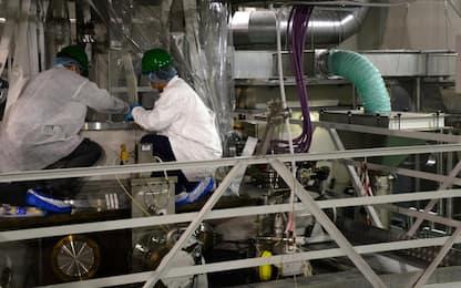 G7 Scienza: primo segnale onde gravitazionali misurato anche da Italia