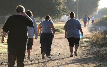 Obesità, effetti sul corpo uguali a quelli dell'invecchiamento precoce