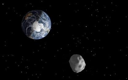 Nasa, un asteroide passerà vicino alla Terra il 6 maggio 2022
