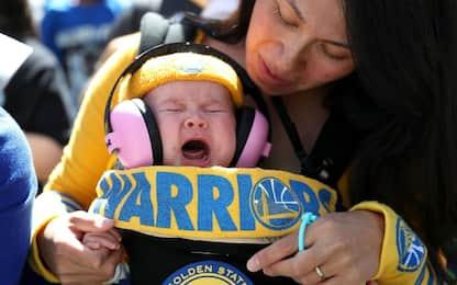 Tutte le mamme reagirebbero allo stesso modo al pianto dei loro figli