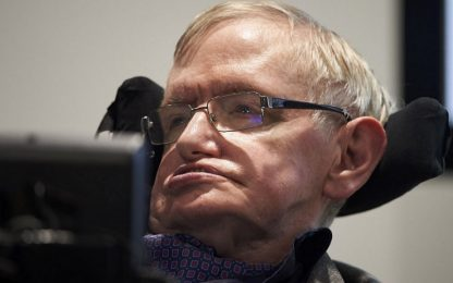 Tesi dottorato di Hawking online e il sito dell'università va in tilt