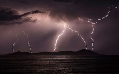 Dai fulmini l'origine dell'antimateria nel cielo durante i temporali