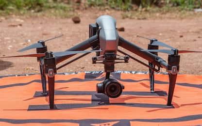 Disney ha ideato un drone in grado di realizzare dei graffiti