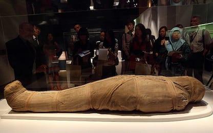 "Una mummia di 3.000 anni fa torna a ""parlare"" grazie alla stampa 3D"