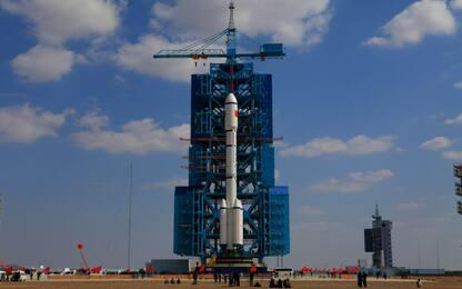 Caduta stazione spaziale cinese: tutto quello che c'è da sapere