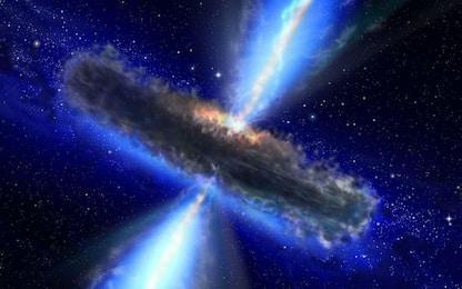 Svelato l'identikit di uno dei più voraci buchi neri dell'Universo