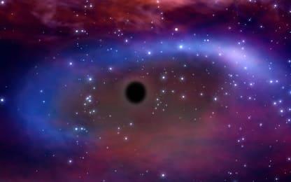 L'ambiente intorno ad un buco nero svelato dai raggi X