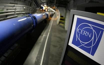 Bosone di Higgs, osservato al Cern un raro fenomeno di decadimento