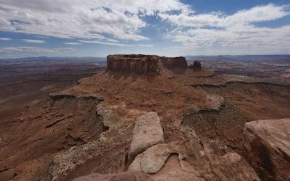 Scoperta l'impronta della pioggia più antica sulla Terra