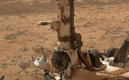 Nasa, Curiosity analizza un prezioso campione di argilla su Marte