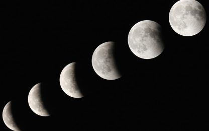 Eclissi lunare, cos'è e come avviene