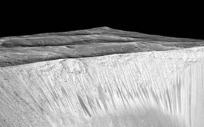 Marte, sviluppata la prima mappa globale dei venti