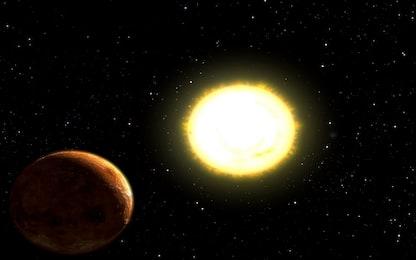 Nell'atmosfera del Sole l'elio è presente in abbondanza: lo studio