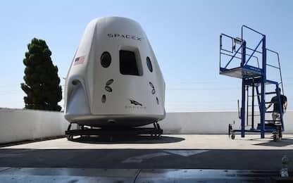 Nasa, ultimi preparativi prima del lancio della capsula Crew Dragon