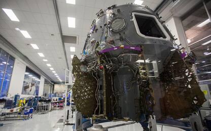 SpaceX, anomalia durante i test di Crew Dragon: fumo su Cape Canaveral