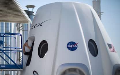 Nasa, fissato per il 27 maggio il lancio con equipaggio di Crew Dragon
