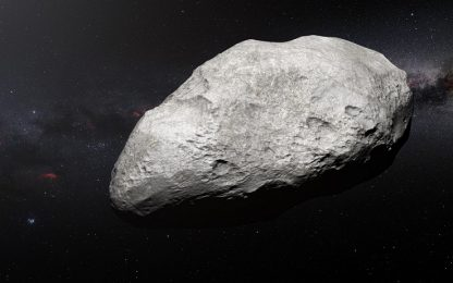 Tutta la verità sull'asteroide che ha sorvolato la Terra