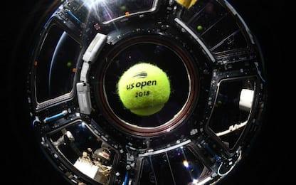 Sulla Stazione internazionale la prima partita di tennis nello spazio