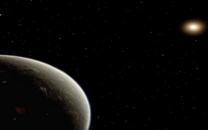 Proxima-b, potrebbe esserci vita sul pianeta della stella più vicina