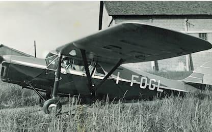 Volere Volare, a Milano si festeggia il ritorno dell'aereo di Foglia