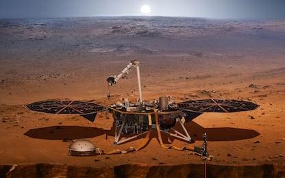 Marte, la talpa di InSight è tornata a scavare: ecco come